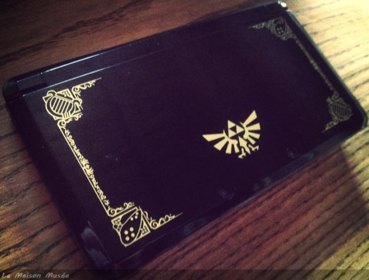 Edition Limitée DS Zelda 25e Anniversaire