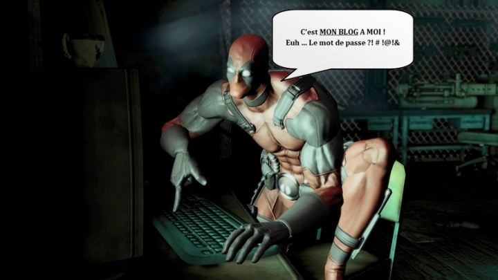 Deadpool Blog Avis Test