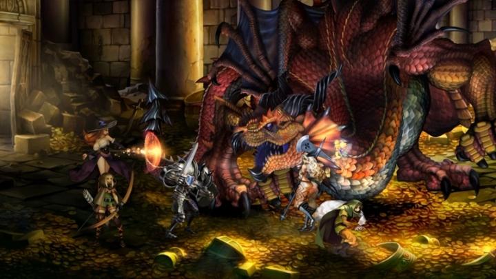Quete Dragon Explications