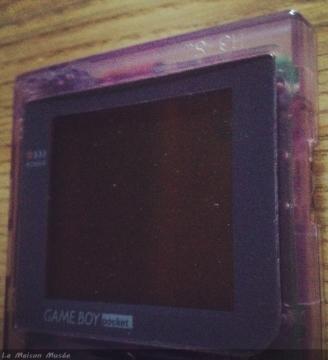 Game Boy Sans Rayures