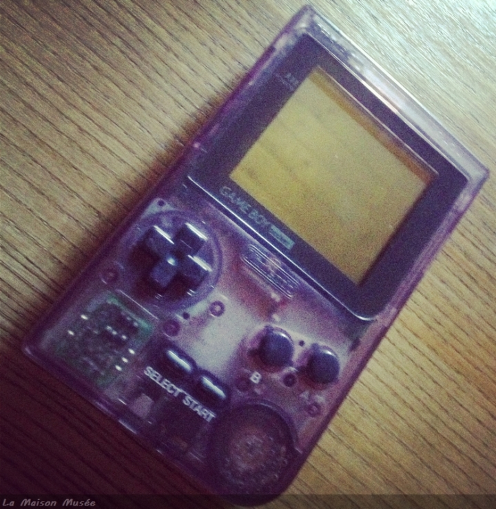 GBPocket Retro Nintendo