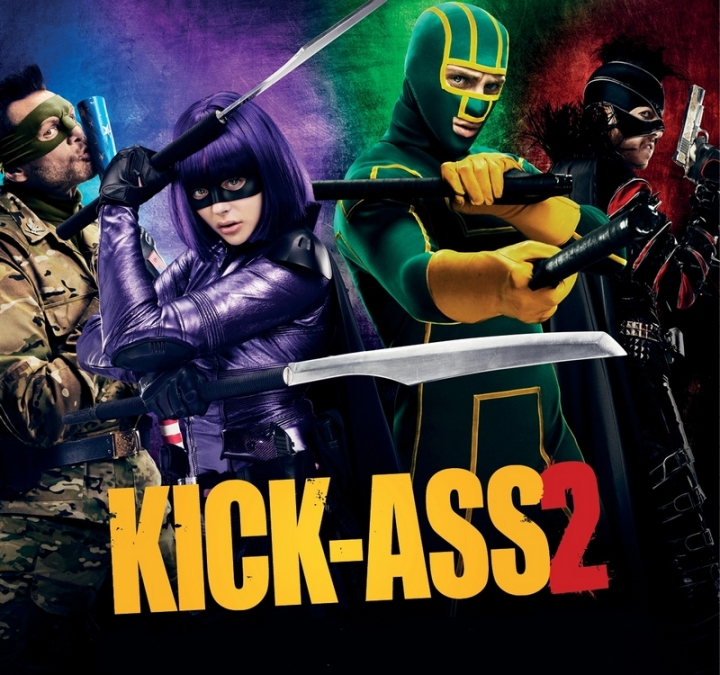 Kick Ass 2 Artwork HD