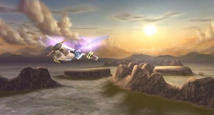 Kid Icarus 3DS Coffret