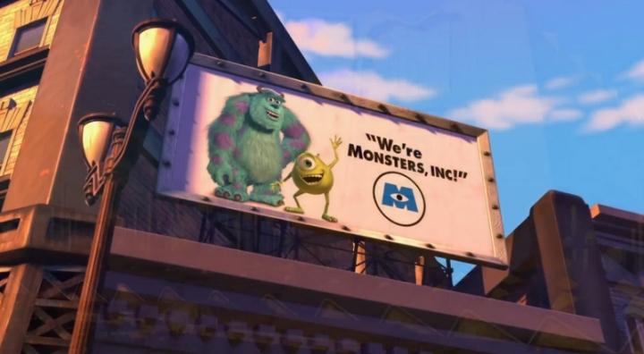 Logo Monstres et Cie 1