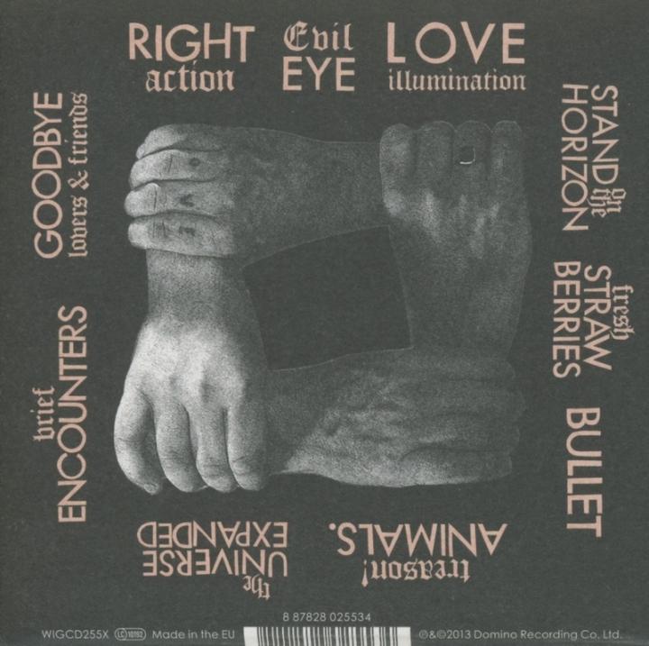 Pistes Album 2013 Franz Ferdinand