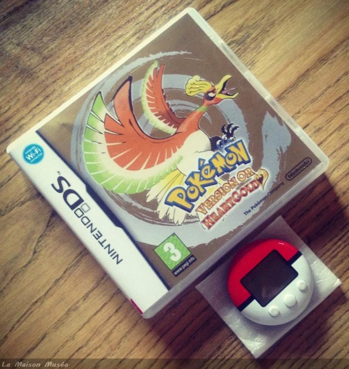 Pokemon Or Accessoire Pokewalker