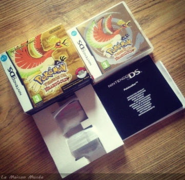 Pokemon Or HeartGold Collector