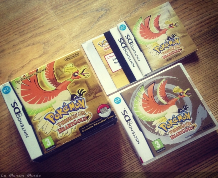 Pokemon Version OR DS Complet