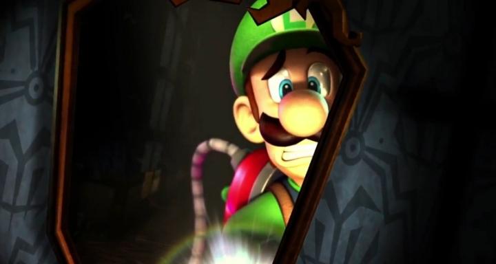 Solution Luigi Mansion 2 3DS