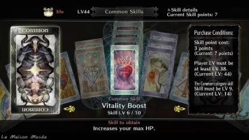 ... Mais ce niveau varie en fonction de la capacité.