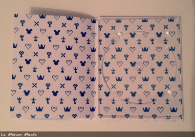 Artbook Kingdom Hearts HD 1.5 ReMIX Decor