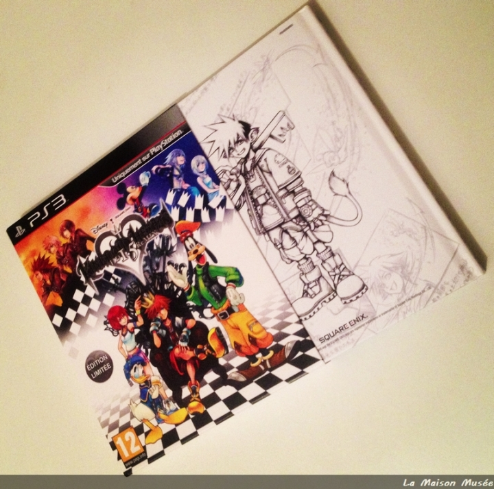 Contenu Kingdom Hearts HD PS3