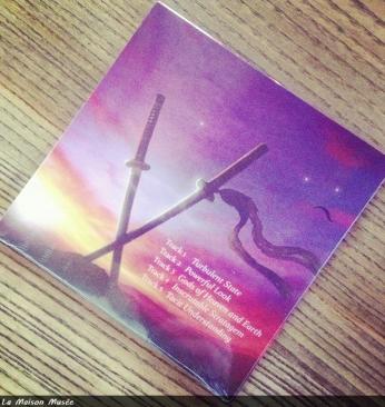 5 Extraits sont proposés sur CD !