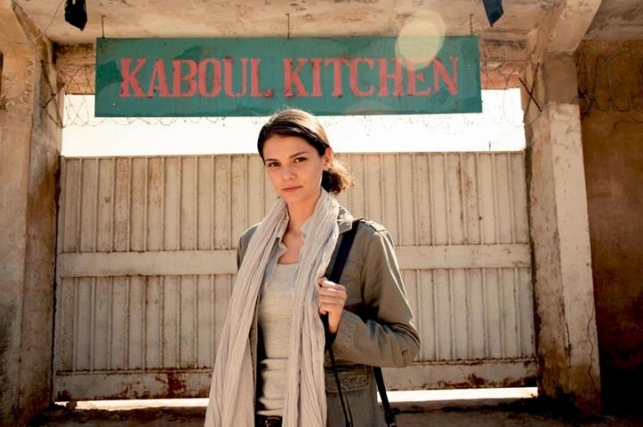 Diffusion Saison 2 Kaboul Kitchen Acteurs