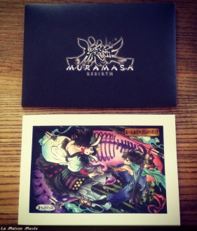 Muramasa Rebirth Lithographie Collector