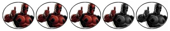 Note Conseil Deadpool