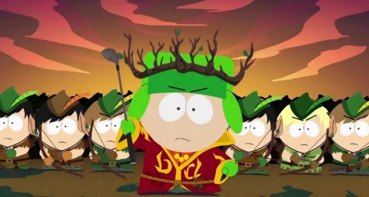 Personnages Voix Françaises South Park le baton de la verite
