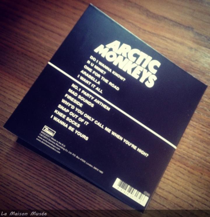 Tracks Arctic Monkeys