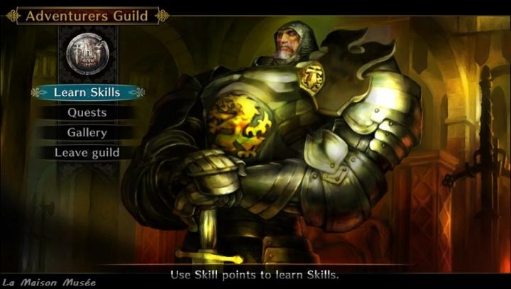Solution quetes guilde Dragon s crown