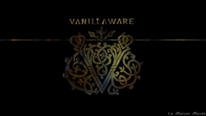 Vanillaware Logo Dragon's Crown