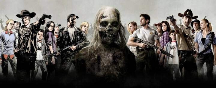 Comics Serie TV The Walking Dead