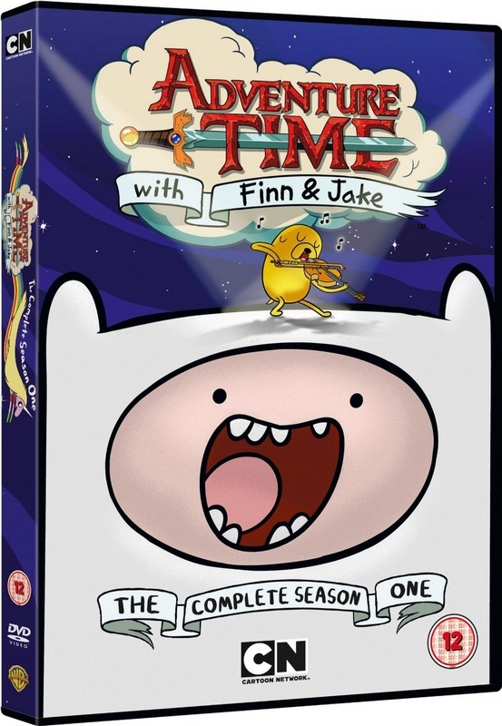 DVD Saison 1 Adventure Time Fr