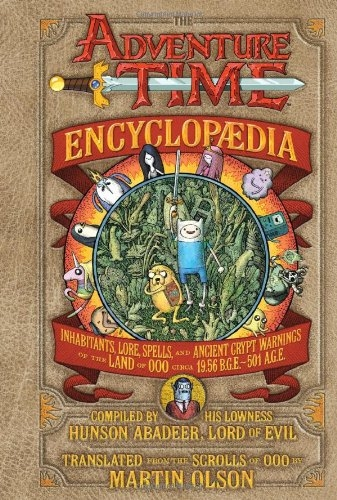 Avis enyclopedia adventure time