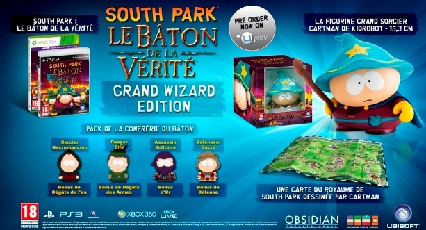 South Park Collector PS3 Acheter
