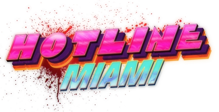 Logo Hotline Miami PS Vita