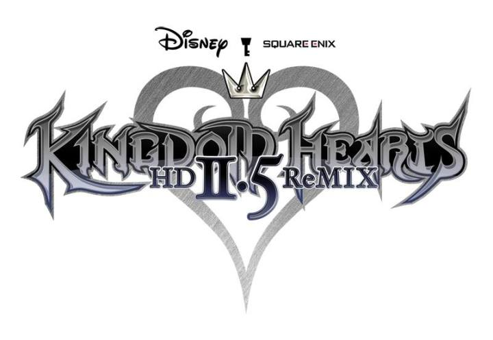 Logo officiel kingdom hearts HD Remix 2
