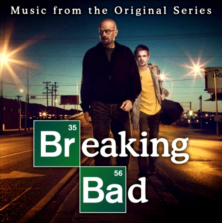 Acheter CD Breaking Bad OST