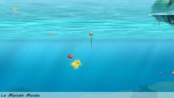Rayman Origins ou Rayman Legends sauront vous réconcilier avec des niveaux aquatiques habituellement ennuyants ... Un régal visuel et audio !