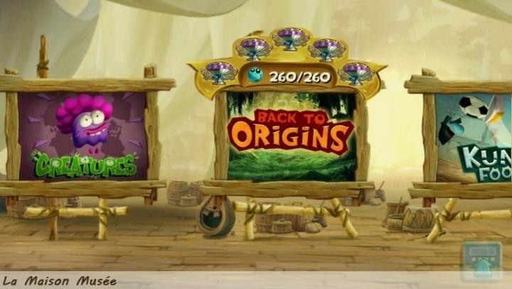 Back To Origins Ptizetres Rayman Legends