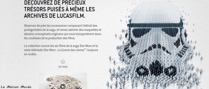 Collection Star Wars Identities Paris Cite de la science