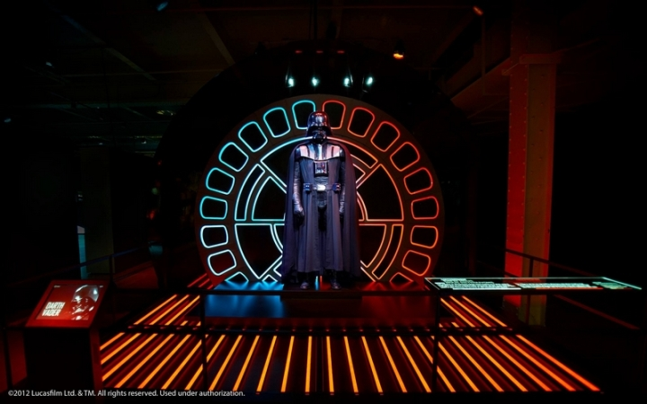 Elements exposition star wars paris 2014