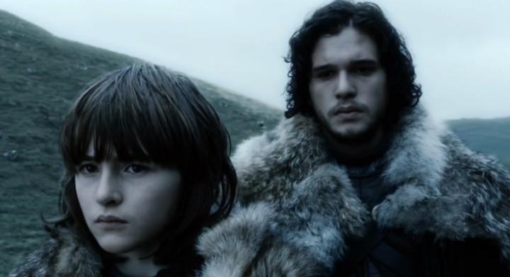 La Famille Stark annonce quelques tonalités surprenantes dans la suite des évènements ... Jon Snow en tête.