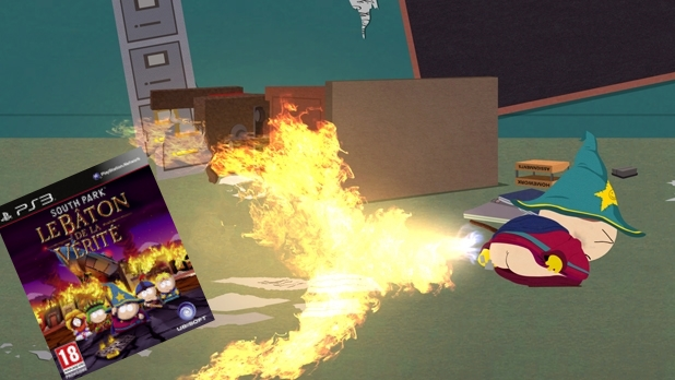 South Park Report Troll PS3