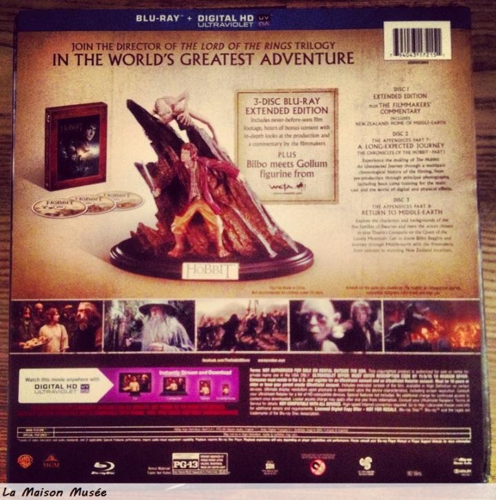 Contenu Version Longue The Hobbit Un Voyage Inattendu