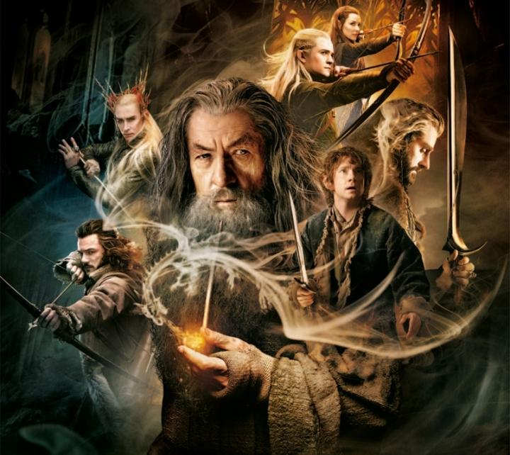 Hobbit Affiche Smaug Concours