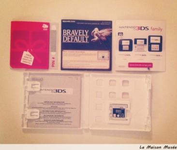 Photo Box Bravely Default
