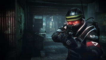 KillZone Mercenary PS Vita Art Work Graphismes