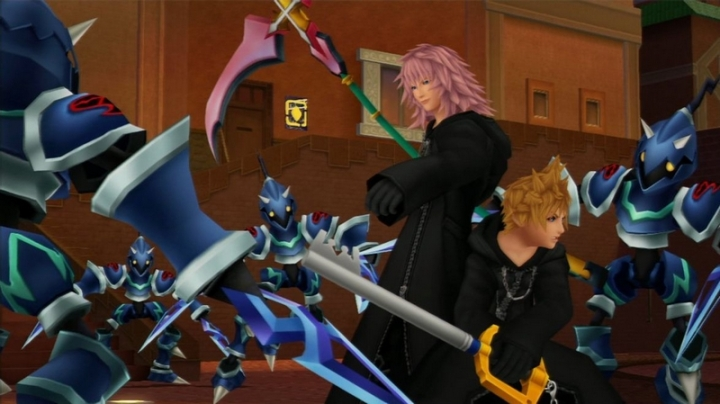 Kingdom Hearts 2013 Top PS3