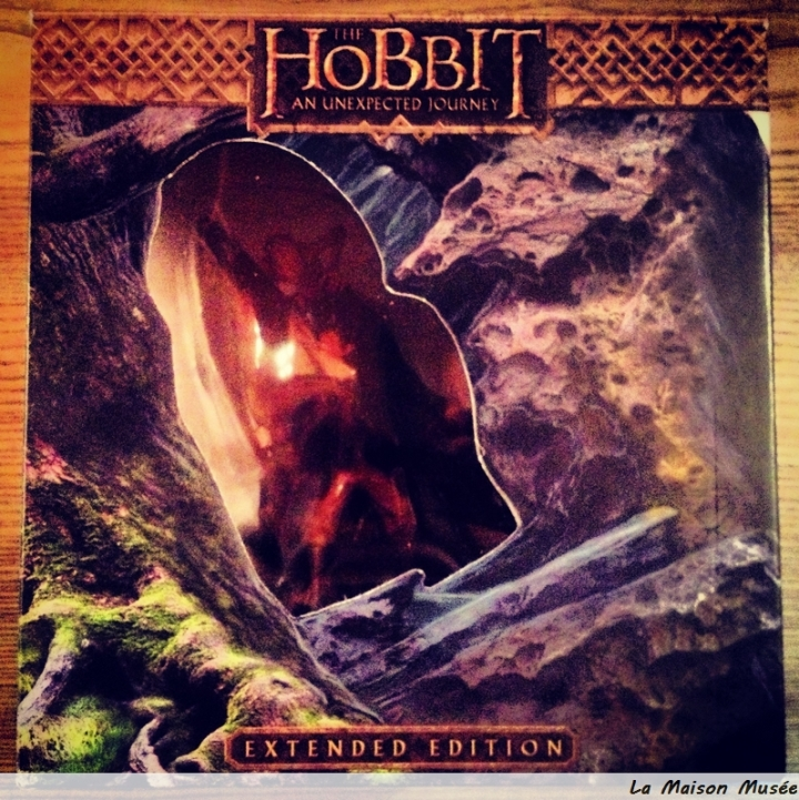 The Hobbit Un Voyage Inattendu Collector Deballage