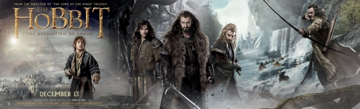 Trilogie The Hobbit Artwork 11 Decembre 2013