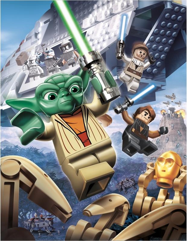 Star Wars LEGO Yoda