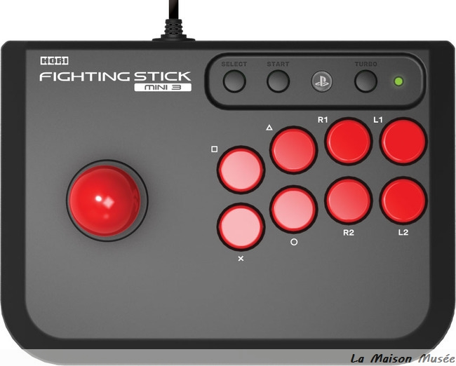 Hori Fighting Stick Mini for ps4/ps3 out now  $39 99 | NeoGAF
