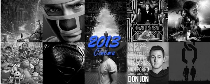 Bilan 2013 Cinema