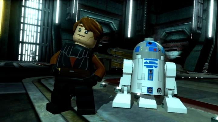 Anakin Minifigurine LEGO