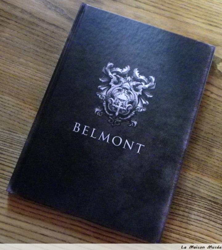 Belmont Art Extrait