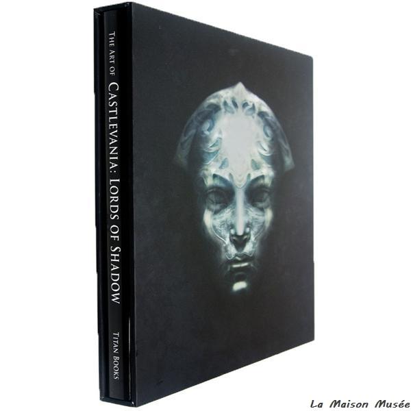 Le Masque de la Vérité orne l'Edition à 500 ex.!
